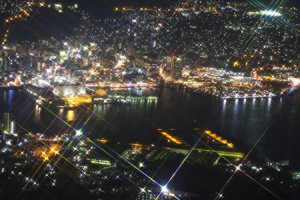 47827403 - night view of nagasaki
