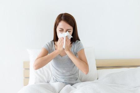 風邪 簡単に鼻水を止める方法!
