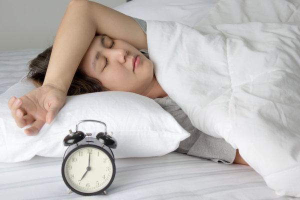ストレスで眠れない ときに眠るコツ5つ
