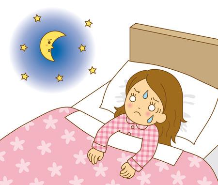 眠れないときどうする?その対処法
