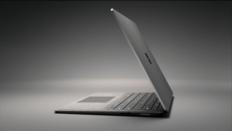 Microsoft、Windows 10 S搭載の薄型軽量ノート「Surface Laptop」発売!