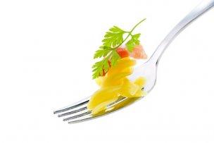 16327545 - pasta on fork