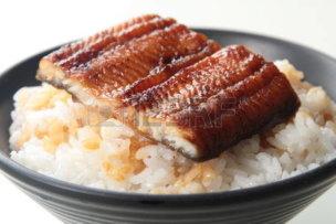 71846341-a-cuisine-photo-of-eel-rice