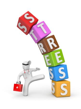 ストレスチェック 【現代社会のストレスに勝つ……。】№3