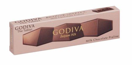 ゴディバ セブンイレブンがコラボ!12月12日から期間限定で「ダークチョコガナッシュ」と「ミルクチョコプラリネ」を発売!