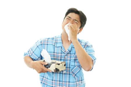 鼻水を止める方法 風邪