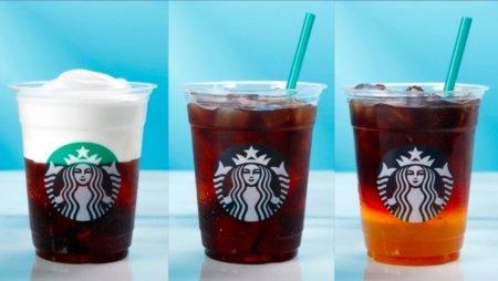 スターバックスコーヒー【スタバ新作】夏に向けてコールドブリューコーヒー3種発売!