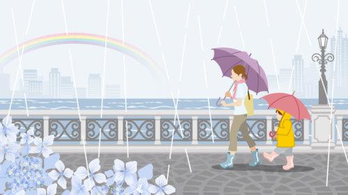 梅雨2018 梅雨対策!雨の日でも快適に過ごす10のポイント