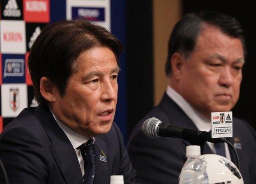 サッカー日本代表メンバー発表!西野監督実績重視 ノーサプライズ